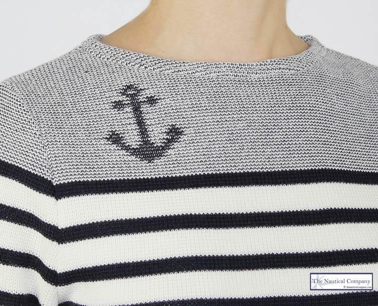 anchor-striped-jumper-womenz