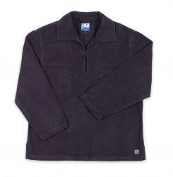 Traditional Smock, Navy Blue