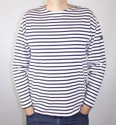Men's Breton Sailor Shirt by Armor-Lux (Heavyweight)