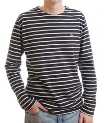 Men's Breton T-Shirt (navy/white)