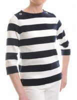 Ladies' Nautical Striped Jumper Top (UK10 - US6 only left)