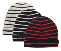 Breton Beanie Hat, Wool, Saint James