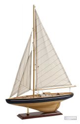Classic English Sailing Yacht Model
