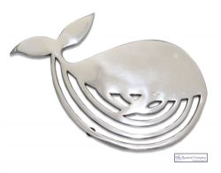 Whale Metal Hot Plate Stand
