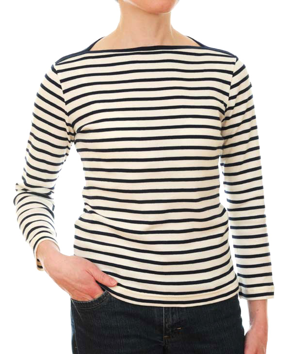 Buy online our Breton tops & shirts for women, men & children. A collection of summer and thick cotton Breton Stripe shirts of long, 3/4 and short sleeves, in a variety of colours, white/navy, white/red, cream/navy, cream/red, and white/cobalt blue.