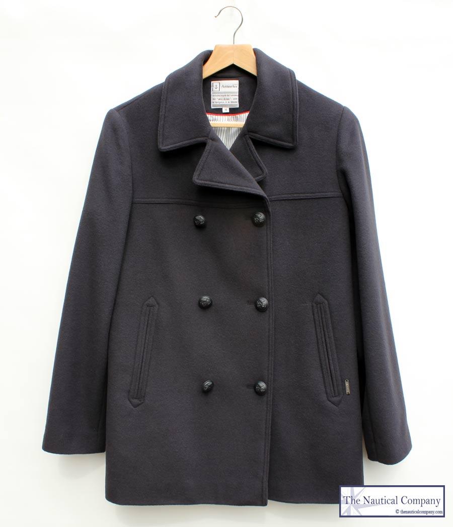 Women pea coats