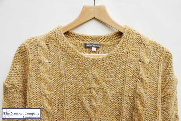 f82226324ea8b Women s Chunky Cable Knit Jumper for ladies