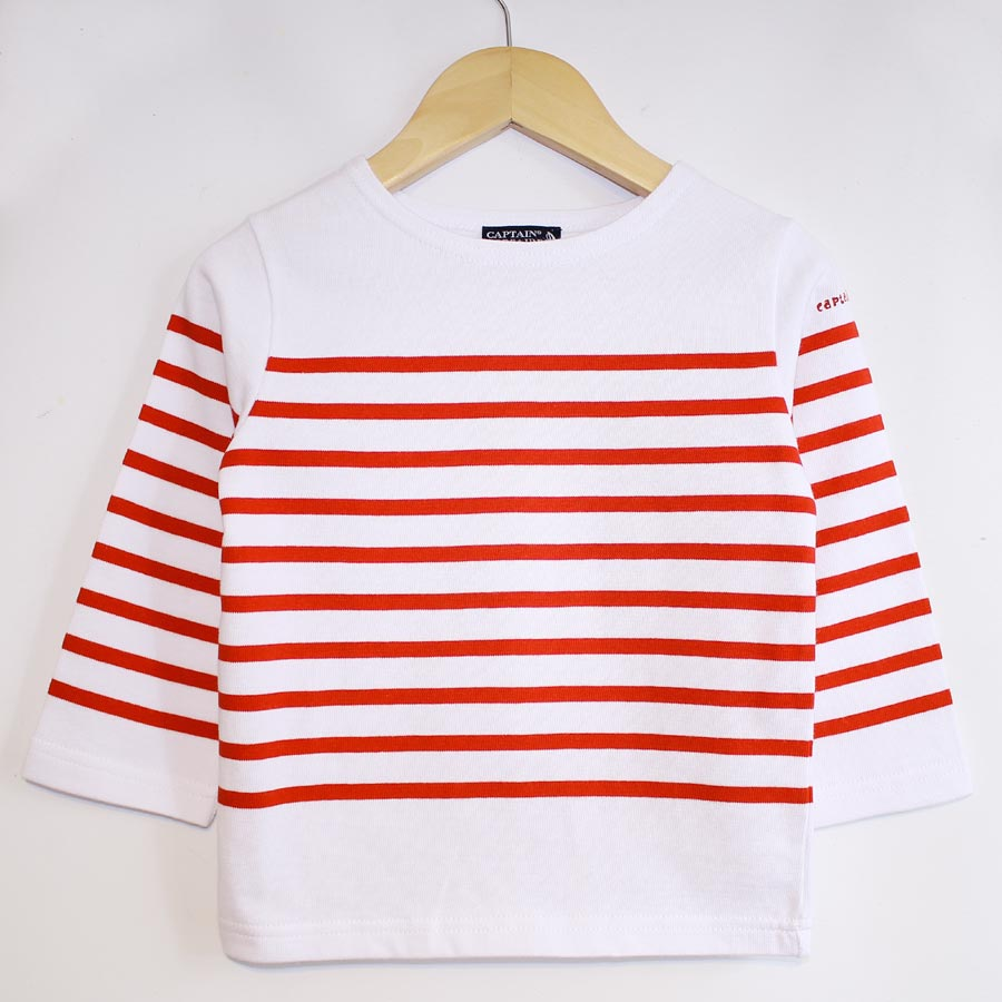 f27a15f05dd66 Red And White Striped T Shirt Childrens