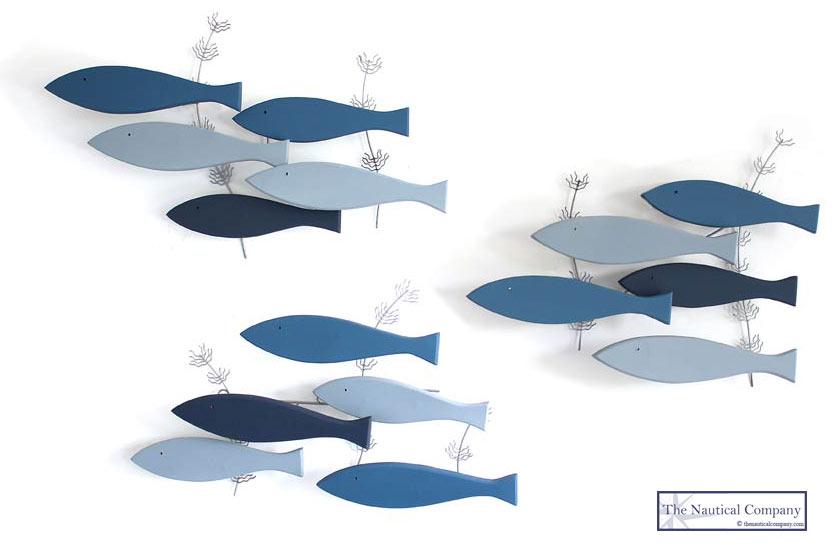 Fish Wall Art - Home Design