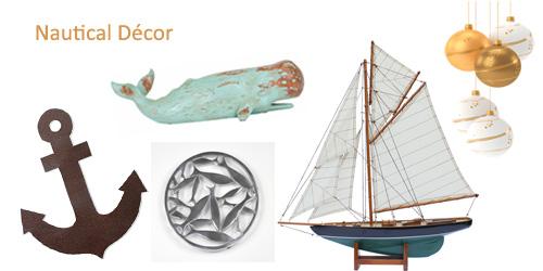 Art Décor: Nautical Christmas Gifts